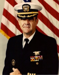 Capt. Larry Bailey, (SEAL), USN (Ret.)