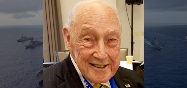 "America Loses a Great Patriot: Admiral James ""Ace"" Lyons"